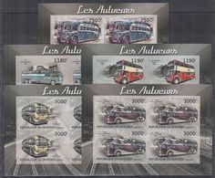 L05. Burundi - MNH - Transport -  Cars - Imperf - Cars