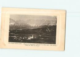 CHATEAU BERNARD - Hameau De Mazetarde - Passage De La Balme - 2 Scans - France