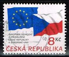 Tschechien 1995, Michel# 62 O Vereinbarung Zwischen Tschechien Und Der EU - Tschechische Republik
