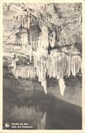 Han-sur-Lesse - CPA - Grotte De Han - La Salle Des Draperies - België