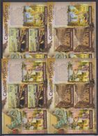 P65. MNH Burundi 2012 Art Painting Camille Pissarro 1830-1903 - Künste