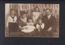 Dt. Reich AK Herzog Ernst August Von Braunschweig Und Lüneburg Und Familie - Case Reali