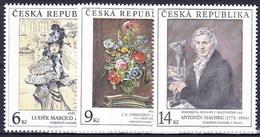 ** Tchéque République 1995 Mi 96-8, (MNH) - Czech Republic