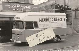 LYON  - Meubles BOAGLIO Situé  208-210-212 Route De Vienne   ( Rare ) - Lyon