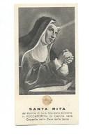 413r)Religioso -Santini- Santa Rita - Religione & Esoterismo