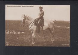 Dt. Reich AK Von Mackensen Im Felde - Politische Und Militärische Männer