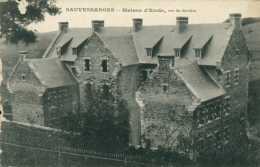 63 SAUVESSANGES / Maison D'Ecole / - France
