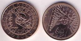 """10 Euro 10€ - Münze Kupfer Aus 2018, """"Raphael Der Heilungsengel"""" UNC - Oesterreich"""