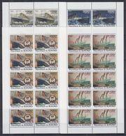 O05. Burundi - MNH - Transport - Ships - Ships