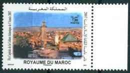 Morocco 2007 Fess Islamic Cultural Capital 1v MNH - Morocco (1956-...)