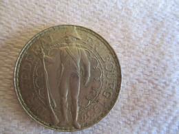 Suisse: 5 Francs 1934 - Tir Fédéral Fribourg - Schweiz