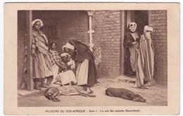 MISSIONS DU SUD-AFRIQUE - Sérié I - BASUTOLAND - Lot X 3 CPA - Lesotho