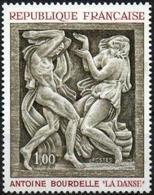 FRANCE Poste 1569 ** MNH Tableau La Danse Antoine Bourdelle - France
