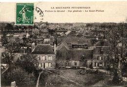 PLELAN LE GRAND - Vue Générale Le Haut Plélan - France