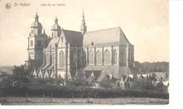 Saint-Hubert - CPA - Côté Est De L'Eglise - Saint-Hubert