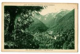 CPA 64 Pyrénées Atlantiques Eaux-Bonnes Vue Générale - Eaux Bonnes