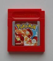 Ancien Jeu Nintendo Game Boy - POKEMON - Version Rouge - - Nintendo Game Boy