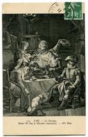 CPA 64 Pyrénées Atlantiques Pau Le Château Henry IV Chez Le Meunier (tapisserie) - Pau