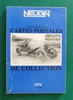 Neudin 1976 - Seconde Année - Cartes Postales De Collection - Livres