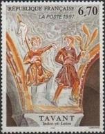 FRANCE Poste 3049 ** MNH Tableau Fresque De Tavant Indre-et-Loire - Unused Stamps