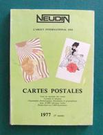 Neudin 1977 - Troisième Année - Argus International Des Cartes Postales - Livres