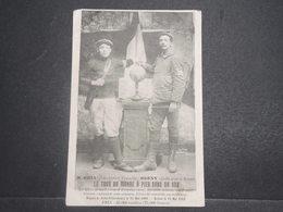 FRANCE / RUSSIE - Carte Postale Des Globes Trotteurs Français / Russe Depart De Russie En 1909 Retour En 1912 - L 14891 - Postcards