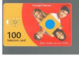 PORTOGALLO (PORTUGAL) - PT - 2000 PEOPLE - USED - RIF. 10061 - Portogallo