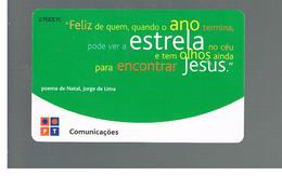 PORTOGALLO (PORTUGAL) - PT - 2001 JESUS - USED - RIF. 10061 - Portogallo