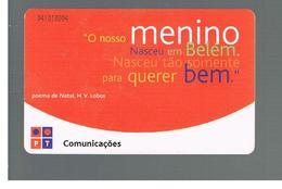PORTOGALLO (PORTUGAL) - PT - 2001 MENINO - USED - RIF. 10061 - Portogallo