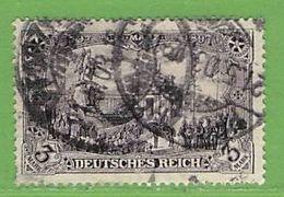 MiNr.80 O Deutschland Deutsches Reich - Allemagne