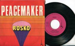 Rosko 45t Vinyle Peacemaker - Soul - R&B