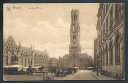 +++ CPA - BRUGGE  BRUGES - La Grand'Place - Nels   // - Brugge