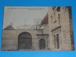 58 ) Decize N° 20 - Pensionnat Et Ancienne église Des Minimes : Année 1907 : EDIT : Blondeau - Decize