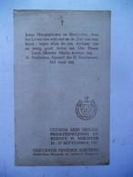 Priesterwijding En Eerste  Mis 1927 GUSTAVUS  HENDRIK SUETENS Abdijkerk TONGERLOO - Religion & Esotérisme