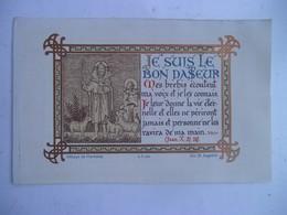 Jubilé Sacerdotal Célébré En L'  Eglise à IXELLes   1920  JULES DE HAUWER - Religion & Esotérisme