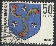 Cecoslovacchia Lotto N. 1842 Del 1969 Yvert N.1752 Usato - Tschechoslowakei/CSSR