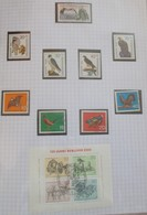 """Thématique """"Oiseaux"""" Timbres Obl. Et Neuf De Berlin. - Collections, Lots & Series"""