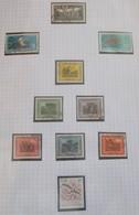 """Thématique """"Oiseaux"""" Timbres Obl. De La D.D.R. ( 6 Scans ) - Collections, Lots & Series"""