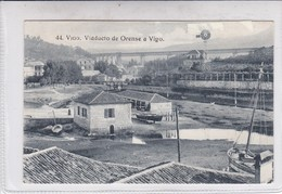 VIGO. VIADUCTO DE ORENSE A VIGO. EDICION TAFALL. SPAIN L'ESPAGNE-TBE-BLEUP - Pontevedra