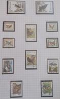 """Thématique """"Oiseaux"""" Timbres Obl. Et Neuf De Feroe ( 2 Scans ) - Collections, Lots & Series"""