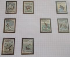 """Thématique """"Oiseaux"""" Timbres Obl. Et Neuf Du Groenland ( 2 Scans ) - Collections, Lots & Series"""