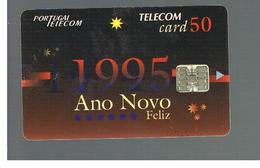 PORTOGALLO (PORTUGAL) -  PT - 1995 NEW YEAR - USED - RIF. 10063 - Portogallo