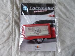Altaya Coccinelle 1303 Cabriolet Volkswagen Numéro 74 - Maquettisme