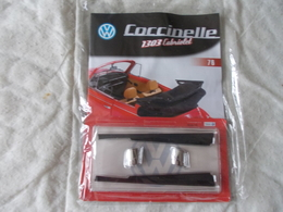 Altaya Coccinelle 1303 Cabriolet Volkswagen Numéro 76 - Maquettisme