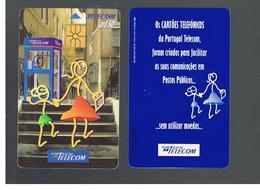 PORTOGALLO (PORTUGAL) -   PT - 1996 PHONE BOX ISSUE 2.96   - USED - RIF. 10063 - Portogallo