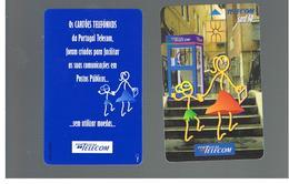 PORTOGALLO (PORTUGAL) -   PT -  PHONE BOX NO  ISSUE DATE   - USED - RIF. 10064 - Portogallo