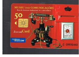 PORTOGALLO (PORTUGAL) -   PT -1997   PHONE  - USED - RIF. 10064 - Portogallo