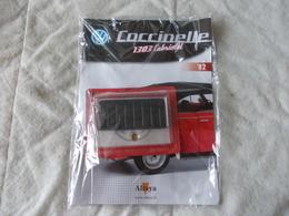 Altaya Coccinelle 1303 Cabriolet Volkswagen Numéro 82 - Maquettisme