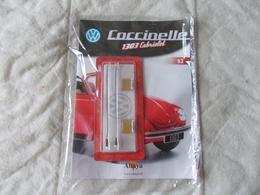 Altaya Coccinelle 1303 Cabriolet Volkswagen Numéro 83 - Maquettisme