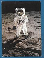 SPACE MAN ON THE MOON 21 JULY 1969 APOLLO NEIL ARMSTRONG - Astronomia